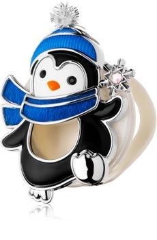 Bath & Body Works Penguin Blue držiak na vôňu do auta   závesný