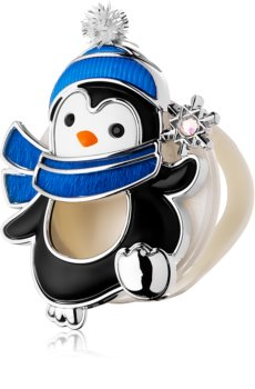 Bath & Body Works Penguin Blue support désodorisant pour voiture   à suspendre