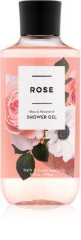 Bath & Body Works Rose gel de douche pour femme 295 ml