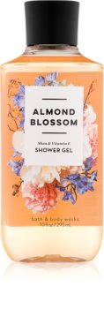 Bath & Body Works Almond Blossom Douchegel voor Vrouwen  295 ml