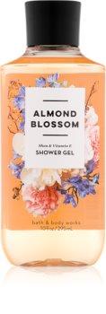Bath & Body Works Almond Blossom Duschgel für Damen 295 ml