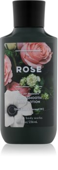 Bath & Body Works Rose lait corporel pour femme 236 ml