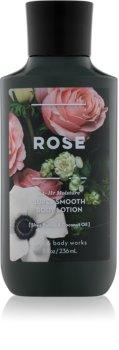 Bath & Body Works Rose tělové mléko pro ženy 236 ml
