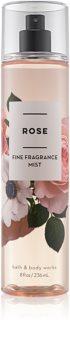 Bath & Body Works Rose Bodyspray  voor Vrouwen  236 ml