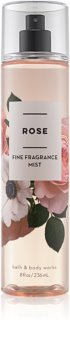 Bath & Body Works Rose spray corporel pour femme 236 ml