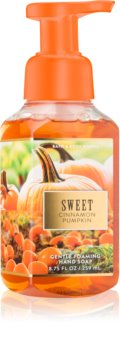 Bath & Body Works Sweet Cinnamon Pumpkin schiuma detergente mani