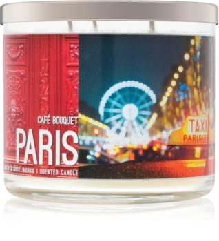 Bath & Body Works Café Bouquet ароматизована свічка  411 гр  Paris