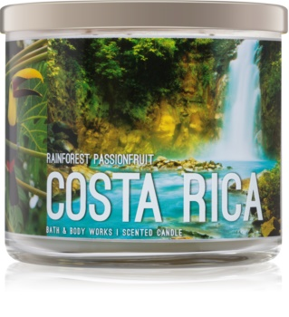 Bath & Body Works Rainforest Passionfruit duftkerze  Costa Rica