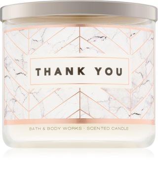 Bath & Body Works Merci Paris ароматна свещ  411 гр. I.