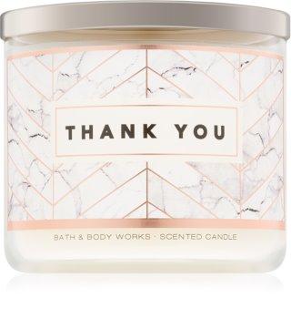 Bath & Body Works Merci Paris lumânare parfumată  411 g I.