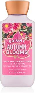 Bath & Body Works Bright Autumn Blooms telové mlieko pre ženy 236 ml