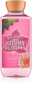 Bath & Body Works Bright Autumn Blooms sprchový gel pro ženy 295 ml