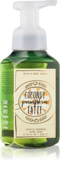 Bath & Body Works Coconut Pumpkin Latte schiuma detergente mani