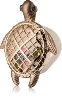 Bath & Body Works Gemstone Sea Turtle Houder voor auto luchtverfrisser   ophangbaar