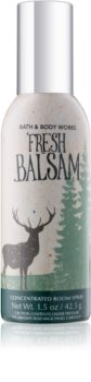 Bath & Body Works Fresh Balsam pršilo za dom 42,5 g
