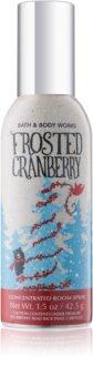 Bath & Body Works Frosted Cranberry pršilo za dom