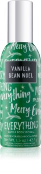 Bath & Body Works Vanilla Bean Noel pršilo za dom 42,5 g