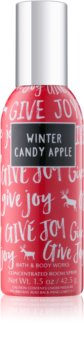 Bath & Body Works Winter Candy Apple parfum d'ambiance 42,5 g