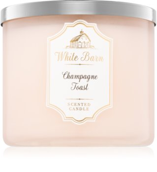 Bath & Body Works Champagne Toast Geurkaars 411 gr