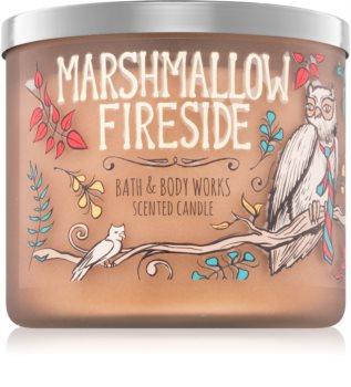 Bath & Body Works Marshmallow Fireside vonná sviečka 411 g II.
