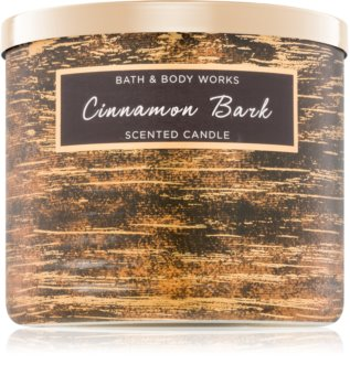 Bath & Body Works Cinnamon Bark dišeča sveča  411 g