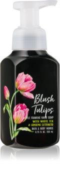 Bath & Body Works Blush Tulips pěnové mýdlo na ruce