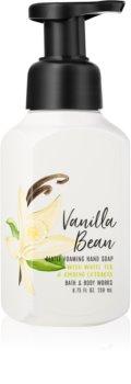 Bath & Body Works Vanilla Bean schiuma detergente mani