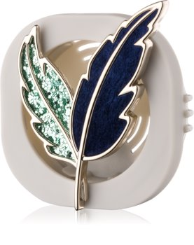 Bath & Body Works Feather Scentportable Holder for Car   Clip
