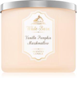 Bath & Body Works Vanilla Pumpkin Marshmallow vonná svíčka 411 g