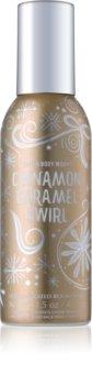 Bath & Body Works Cinnamon Caramel Swirl pršilo za dom 42,5 g