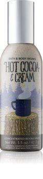 Bath & Body Works Hot Cocoa & Cream bytový sprej 42,5 g