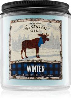 Bath & Body Works Winter Duftkerze  198 g I.