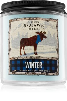 Bath & Body Works Winter vonná sviečka 198 g I.