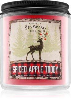 Bath & Body Works Spiced Apple Toddy bougie parfumée II.