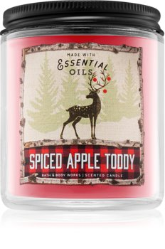 Bath & Body Works Spiced Apple Toddy Duftkerze  198 g II.