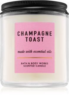 Bath & Body Works Champagne Toast Geurkaars 198 gr II.