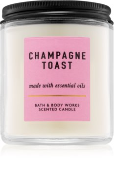 Bath & Body Works Champagne Toast Scented Candle 198 g II.