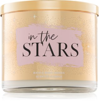 Bath & Body Works In The Stars vela perfumada  411 g