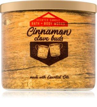 Bath & Body Works Cinnamon & Clove Buds dišeča sveča  411 g