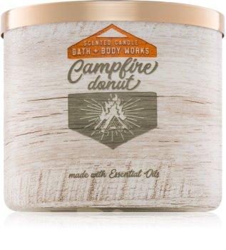 Bath & Body Works Campfire Donut dišeča sveča  II. 411 g