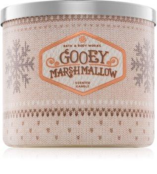 Bath & Body Works Gooey Marshmallow candela profumata 411 g