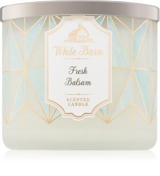 Bath & Body Works Fresh Balsam dišeča sveča  411 g II.