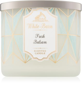 Bath & Body Works Fresh Balsam Duftkerze  411 g II.