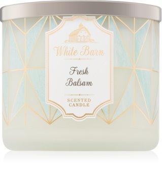 Bath & Body Works Fresh Balsam vonná sviečka 411 g II.