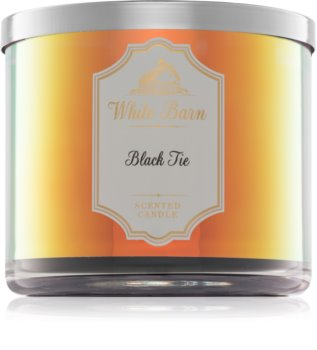 Bath & Body Works Black Tie dišeča sveča