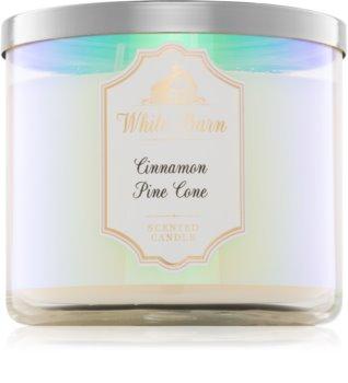 Bath & Body Works Cinnamon Pine Cone Duftkerze  411 g