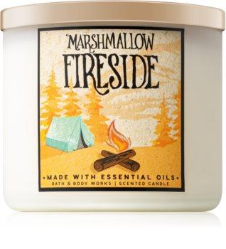 Bath & Body Works Marshmallow Fireside Duftkerze  411 g II.