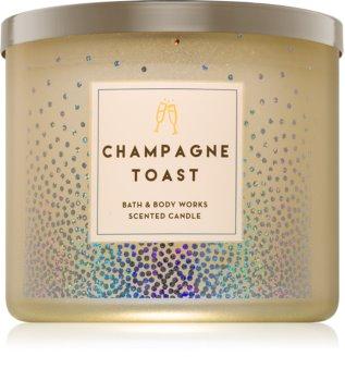 Bath & Body Works Champagne Toast bougie parfumée 411 g