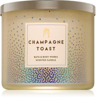 Bath & Body Works Champagne Toast vonná svíčka 411 g