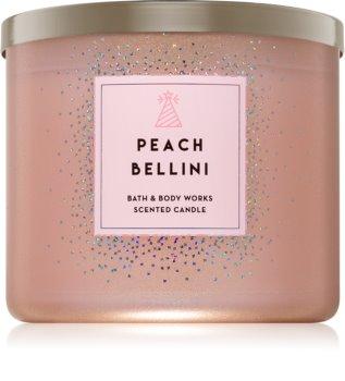 Bath & Body Works Peach Bellini bougie parfumée